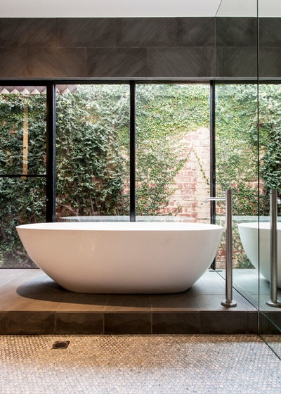 as featured on houzz: 72 dream bathtub views