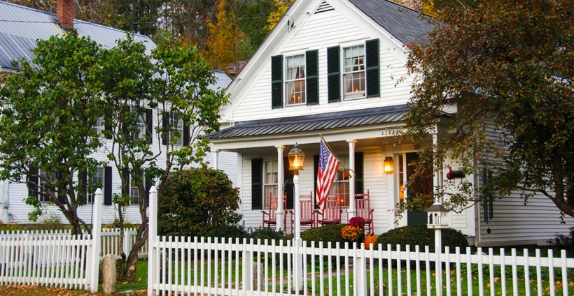 historical home awaiting renovation and design build work