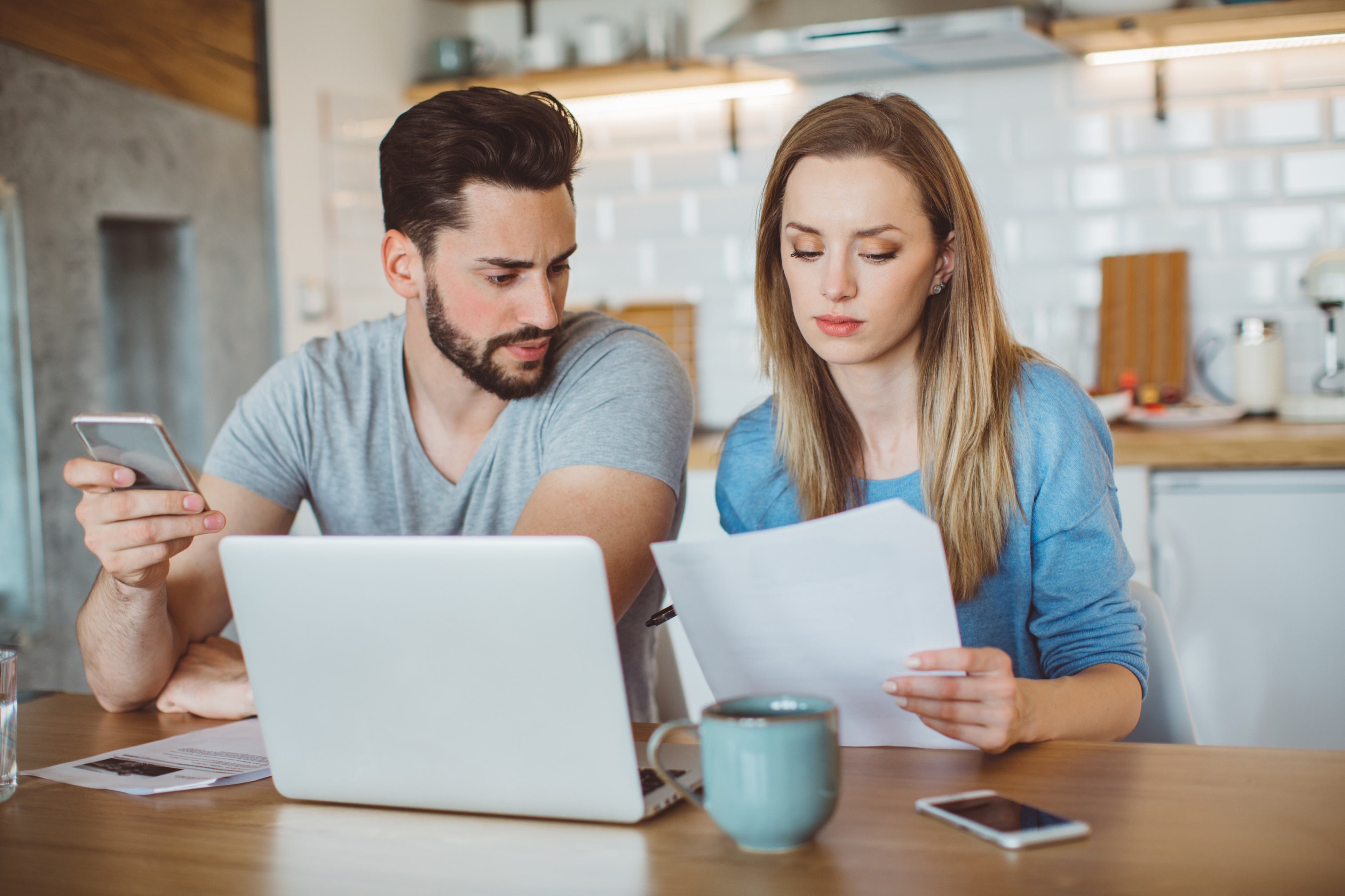 thinking through the remodeling budget