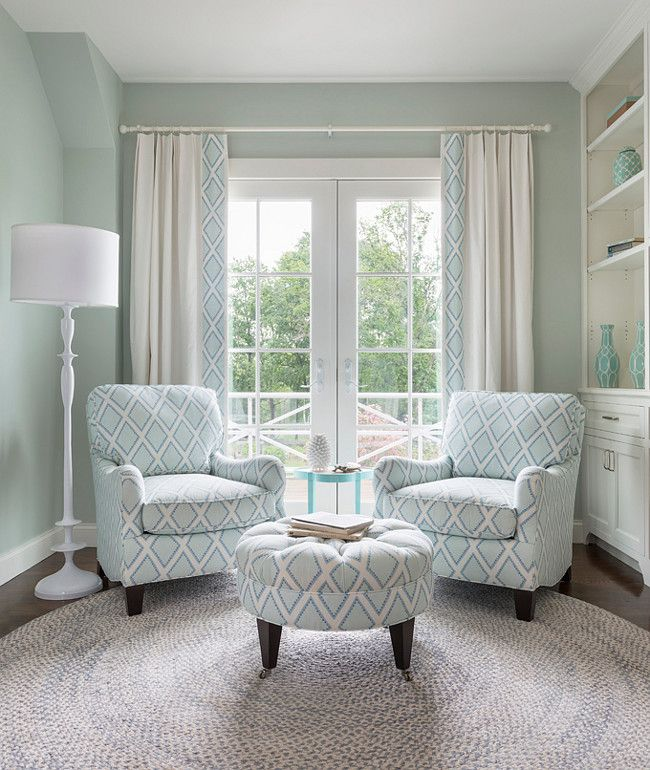 jocelyn chappone digs design company's master suite sitting area