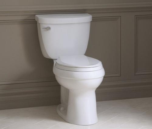 Kohler high efficiency toilet