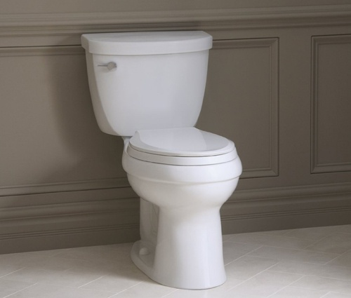 Kohler high efficiency toilet