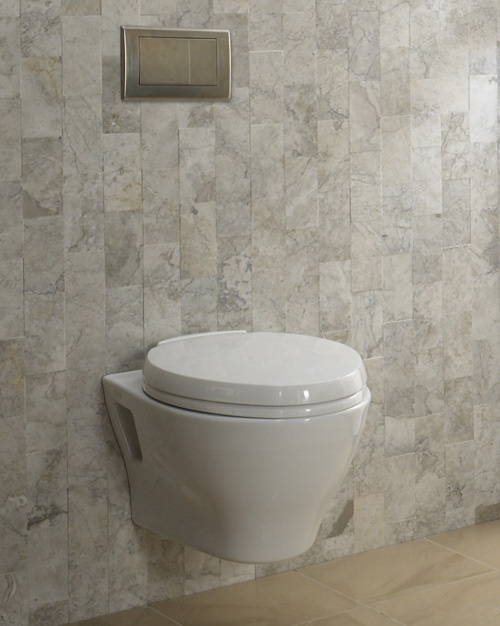 Toto Aquia wall hung toilet