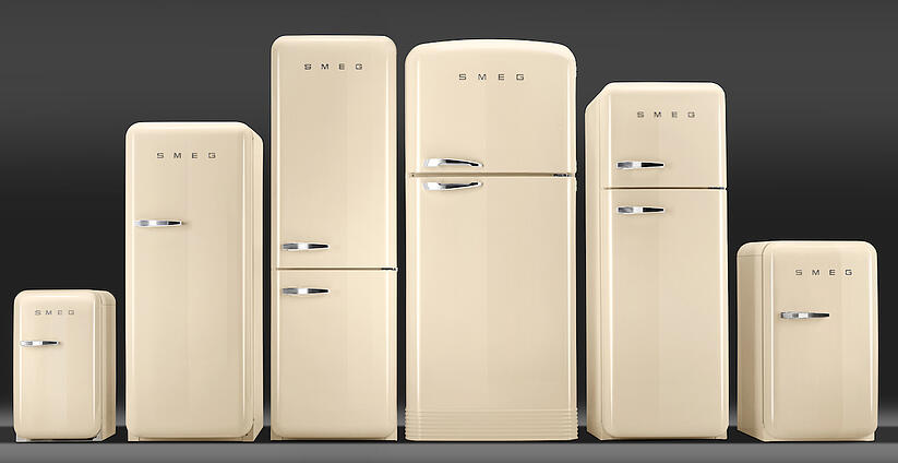 What's Hot: Retro Style Smeg Refrigerator