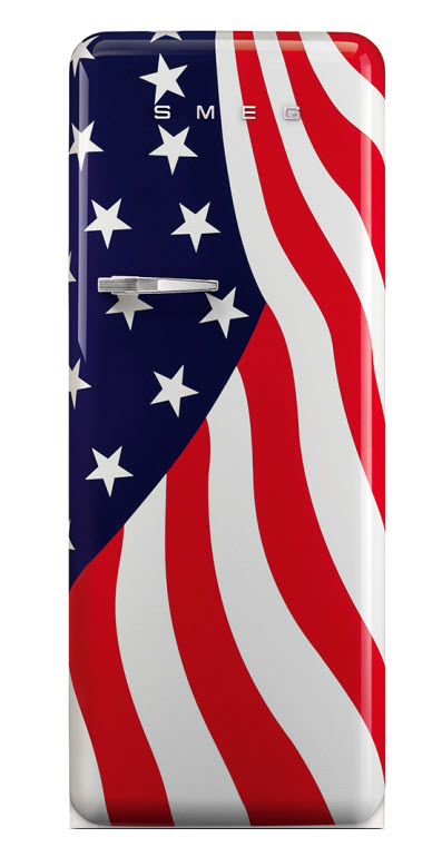 Smeg USA Flag