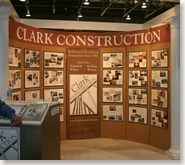 clark construction home show