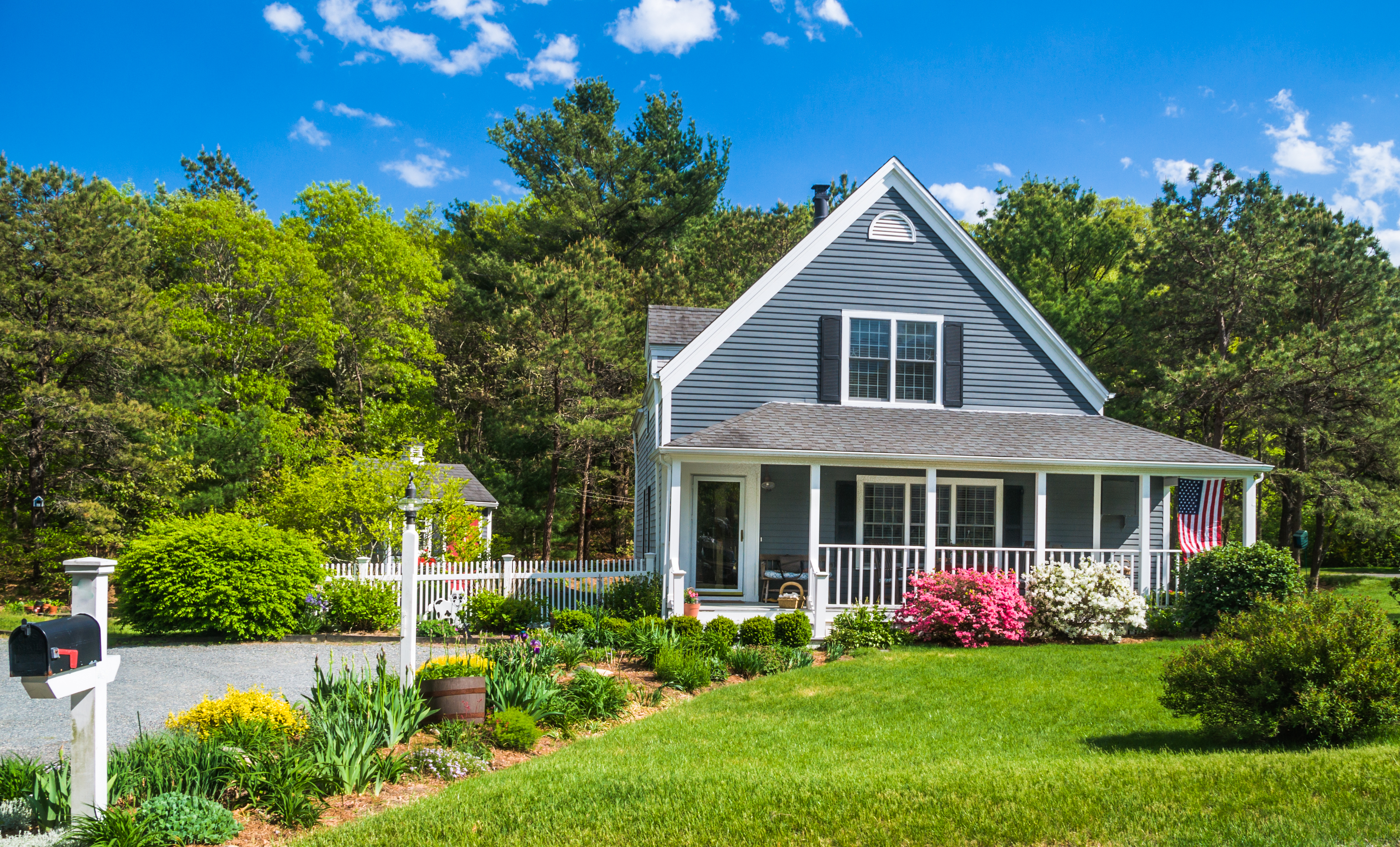 IStock Curb Appeal