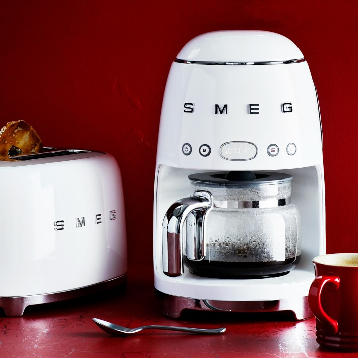 smeg coffee pot
